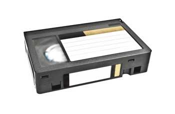 videorekorder vhs 8